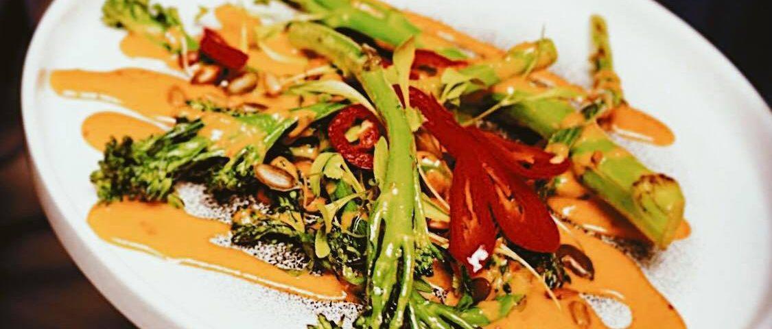 Vegetables & Hollandaise